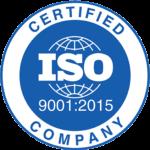 Certyfikat ISO Radex Serwis