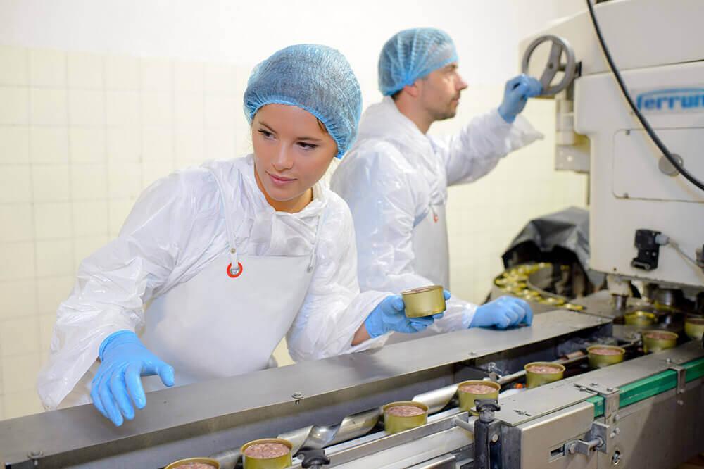 sektor przemysłu spożywczego